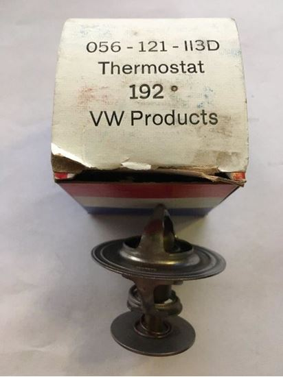 Picture of Coolant Regulator Thermostat 056-121-113 D