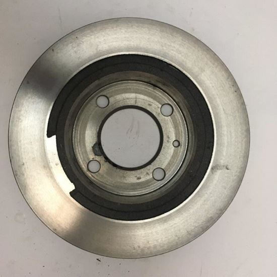 Picture of Brake Rotor 74-81 Rabbit Dasher Scirocco Fox