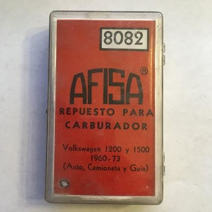 Picture of Afisa Carburator Kit