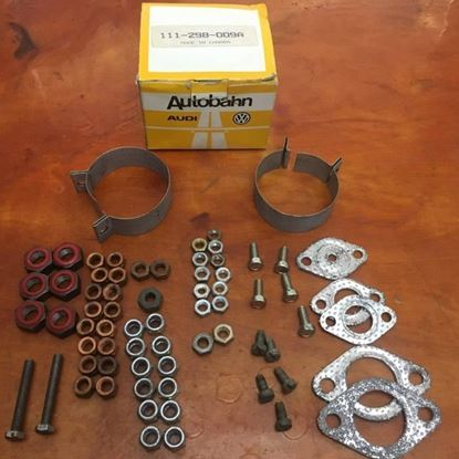Picture of Muffler Installation Kit