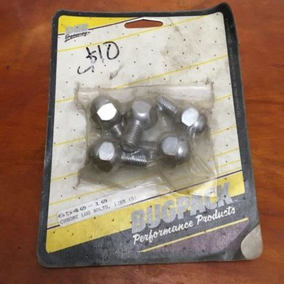 Picture of Bug Pack Lug Nuts