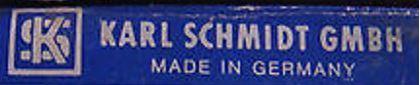 Picture for manufacturer Karl Schmidt