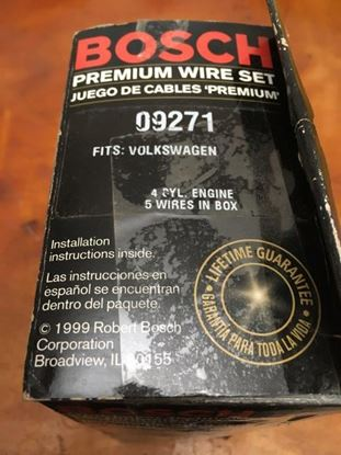 Picture of Spark Plug Wire Set