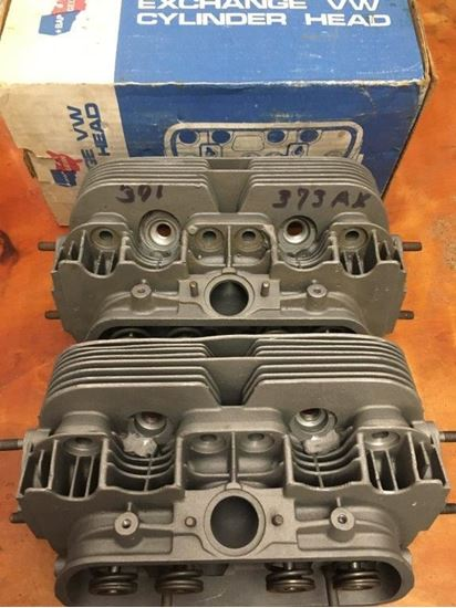 Picture of Rebuilt Cylinder Head
