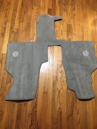 Picture of VW Logo Mat