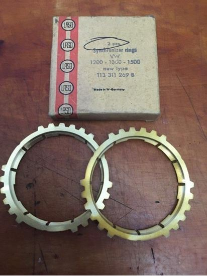 Picture of Synchro Ring (2PCS)