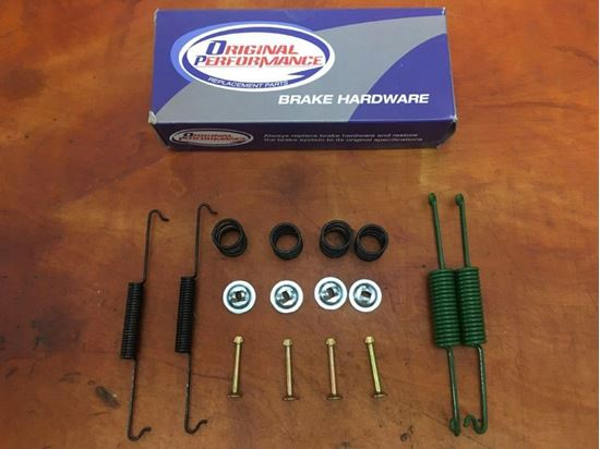 Picture of Front Brake Hardware Kit
