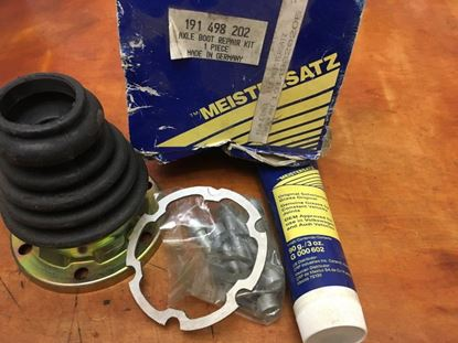 Picture of Axel Boot Kit
