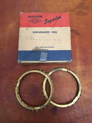 Picture of Synchronizer Ring