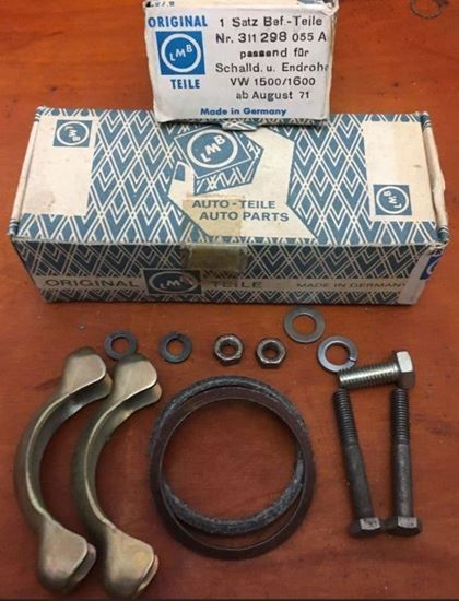 Picture of Muffler Install Kit