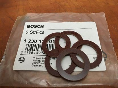 Picture of Bosch Fiber Washer For Cast Iron 5 Pack