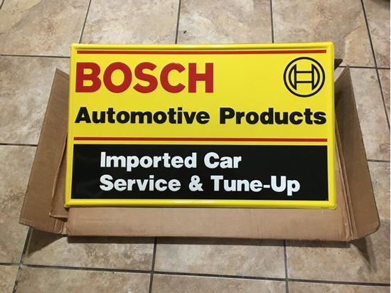 Picture of Bosch Sign