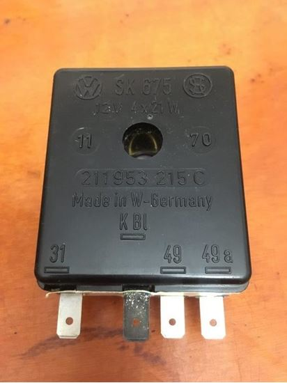 Picture of Turn Signal Flasher Relay