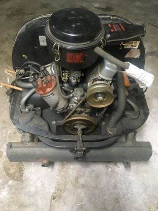 Picture of Industrial Engine 40 HP