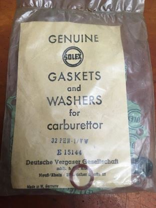 Picture of Carb Gasket Set