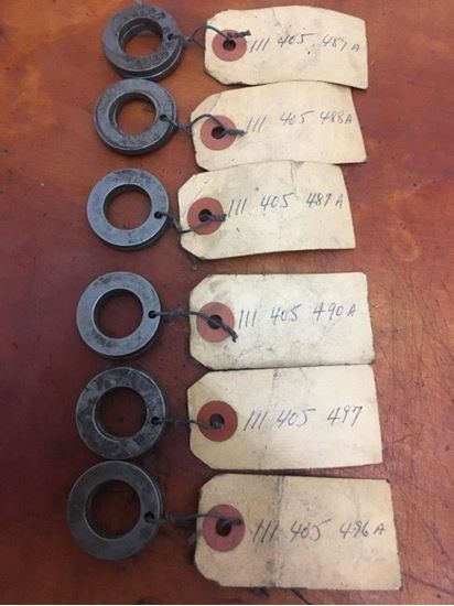 Picture of King Pin Thrust Washer w/thru hole