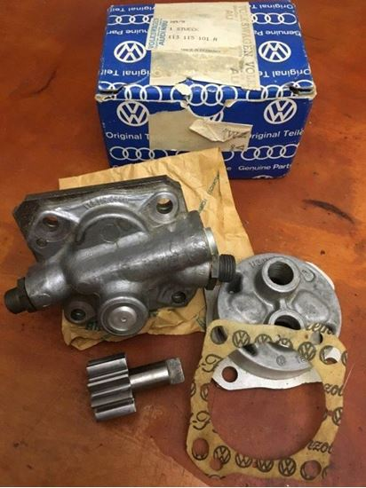 Picture of Autostick Oil Pump