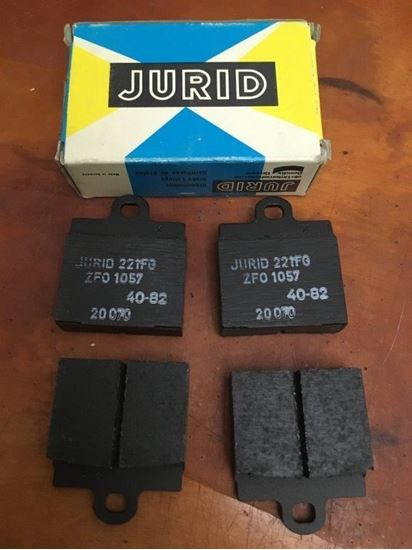Picture of Brake Pad Set