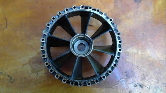 Picture of Pulley Fan
