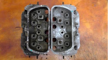 Picture of Cylinder Head (40HP Square Boss)