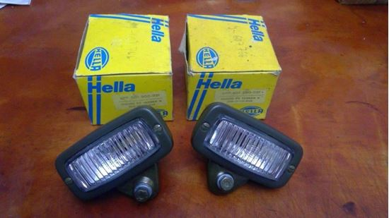 Picture of Hella Fog Light Pair
