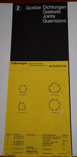 Picture of Transmission Gasket