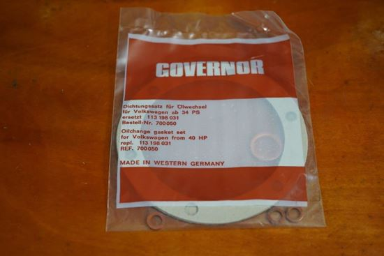Picture of Oil Change Gasket Set 1300 - 1600