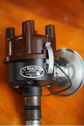 Picture of Restored Distributor w/NOS Rotor