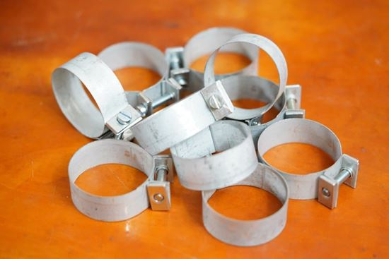 Picture of Gem Exhaust Clamp