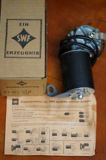 Picture of Wiper Motor 6V