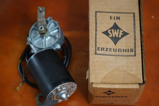 Picture of Wiper Motor 6V
