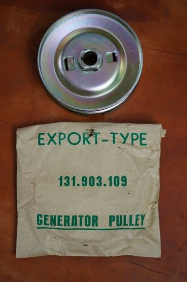 Picture of Generator Pulley
