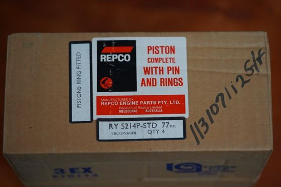 Picture of Piston Set of 4 - 77mm
