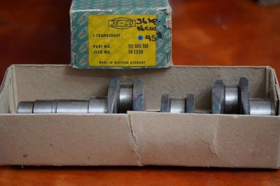 Picture of 25/36 HP Crankshaft