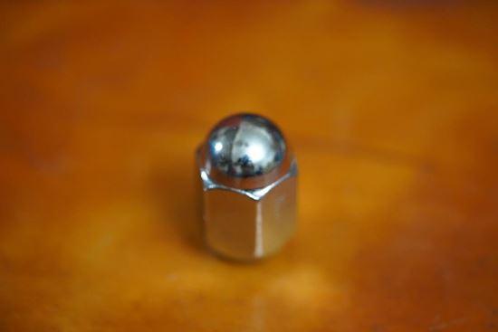 Picture of 12MM 1.5 RH Lug Nut (Round)