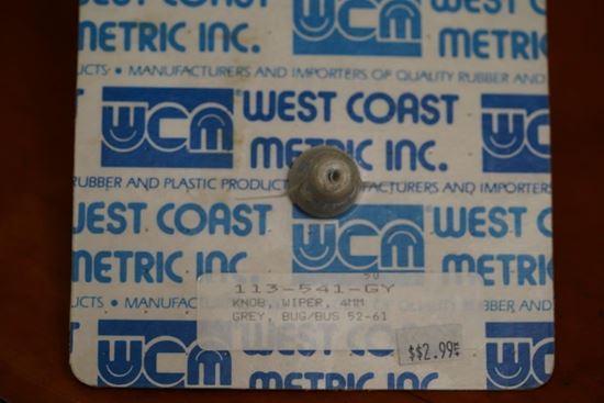 Picture of Knob Wiper 4mm