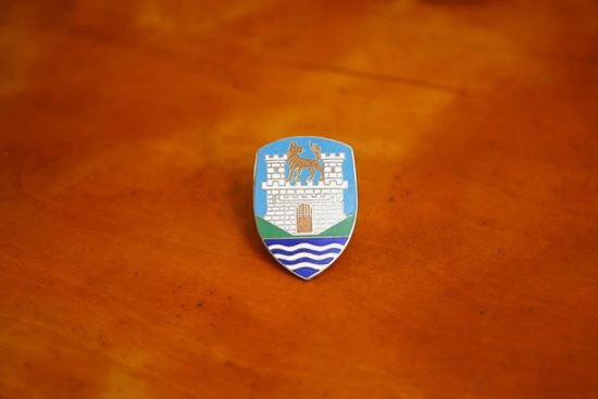 Picture of Hood Crest