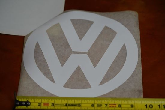 Picture of VW Sticker