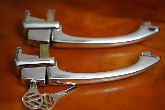 Picture of Door Handle  Set