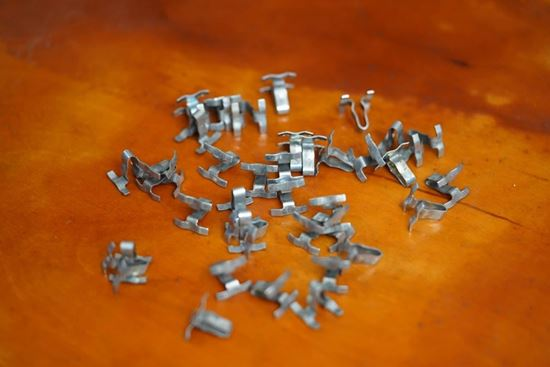 Picture of Body Molding Clip Metal Set of 37