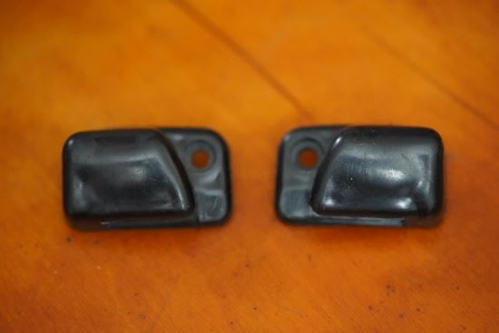 Picture of Sunvisor Clamp Set